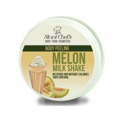 Body peeling - Melon Milk Shake