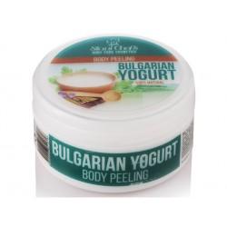 Пилинг за тяло - българско кисело мляко