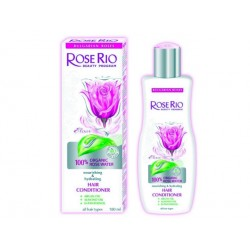 Балсам за коса със 100% БИО розова вода