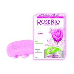 Сапун със 100% БИО розова вода