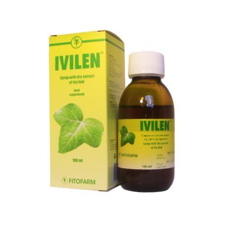 Ивилен - сироп със сух екстракт от бръшлян