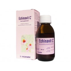 Ehinavit C syrup (with Echinacea and Vitamin C)