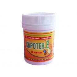 Carotene E - 60 capsules