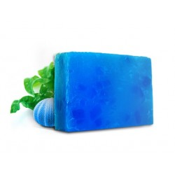 Soap with seaweed extract, handmade