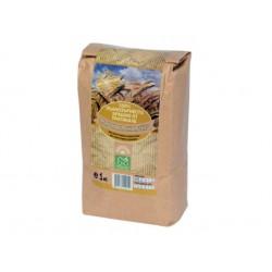 Пълнозърнесто брашно от тритикале, Екосем - 1 кг.