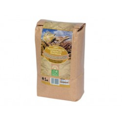Wholemeal flour from triticale