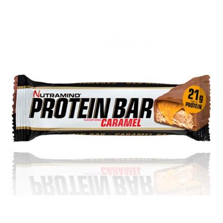 Nutramino ProteinBar - Карамел (21 гр. протеин)