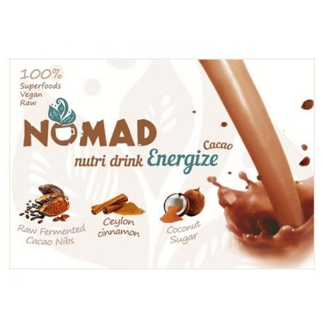 Разтворима напитка, Nomad Nutri Drink - какао