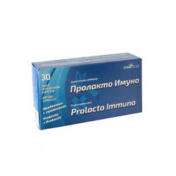 Prolacto Immuno, prebiotic and probiotic - 30 capsules