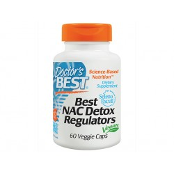 NAC Detox Regulators - 60 capsules