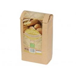 Натурално пълнозърнесто брашно от царевица - 1 кг.