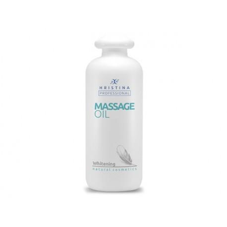 Professional Whitening Massage Oil - 500 ml