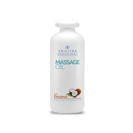 Professional Coconut Massage Oil - 500 ml
