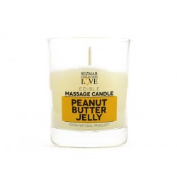 Massage Candle - Peanut Butter