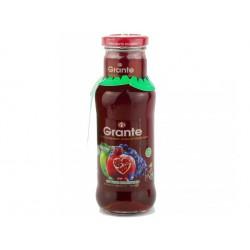 Сок от нар, ябълка и грозде, Натурален, Grante - 250 мл.