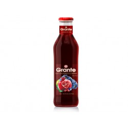 Pomegranate Grape Apple juice, Natural, Grante - 750 ml