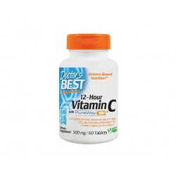 Vitamin C, PureWay, Doctor's Best - 60 tablets