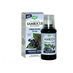 Elderberry, Natural Syrup - Sambucus