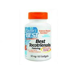Best Tocotrienols, Doctor's Best - 30 softgel capsules