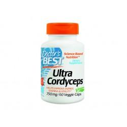 Ultra Cordyceps, Drovtor's Best - 60 Veggie capsules