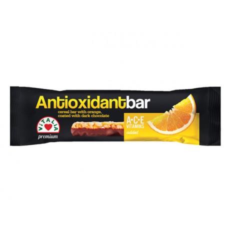Антиоксидантен зърнен бар с витамини, Виталия - 30 гр.