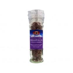 Хималайска сол с риган и мащерка, солница - 80 гр.