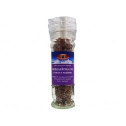 Himalayan salt with oregano and thyme, salt shaker - 80 g