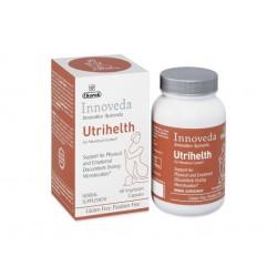 Urihelth - for Menstrual Comfort Ayurvedic Supplement - 60 capsules