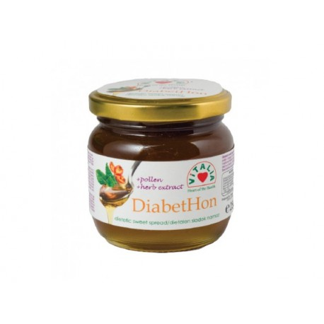 ДиабетХон, заместител на меда за диабетици, 250 гр.