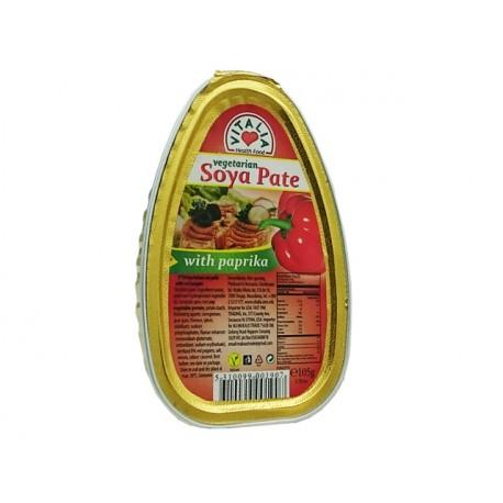 Вегетариански соев пастет с чушка, 105 гр.