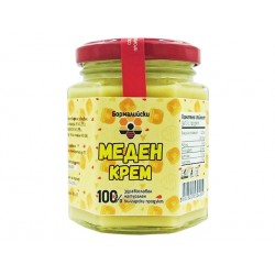 Меден крем, Бормалийски, 250 гр.