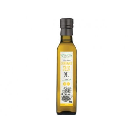 Масло от слънчогледово семе, студено пресовано, Натуралис, 250 мл.