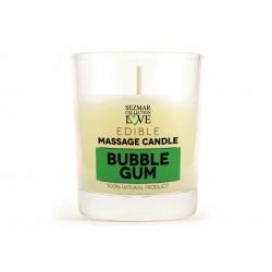 Масажна свещ, Бабъл Гам (Дъвка), за еротичен масаж, 100 мл.