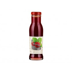 Strawberry syrup, concentrate for dilution - 285 ml