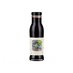 Natural Blackberry Syrup, concentrate, 285 ml