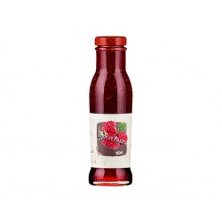Natural Raspberry Syrup, concentrate, 285 ml