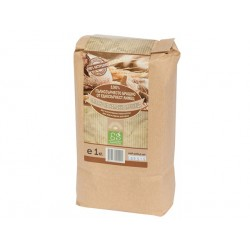 Natural full grain einkorn flour, 1 kg
