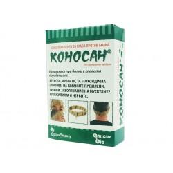 Конопена лента за глава против болка - Коносан