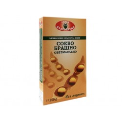 Соево брашно, обезмаслено, Серия Дълголетие - 250 гр.