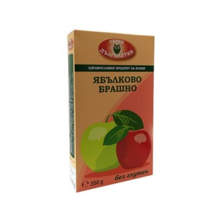 Ябълково брашно, Серия Дълголетие, 350 гр.