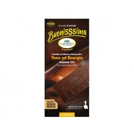 Функционален, Натурален Шоколад, за енергия, 100 гр.