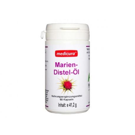 Масло от бял трън с Витамин Е, 60 капсули