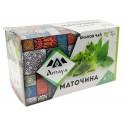 Lemon balm, natural herbal tea, Amaya, 20 filter bags