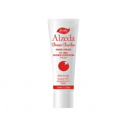 Защитен крем за ръце със сок от домат, Зеда, 75 мл.
