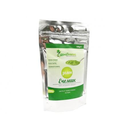 Зелен ечемик, листа на прах, Здравница, 100 гр.