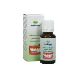 Dental Drops, за избелване на зъби, с флуор, Медосан, 20 мл.