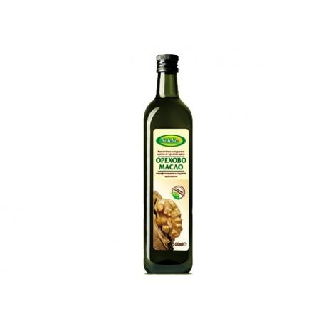 Орехово масло (500 мл.)
