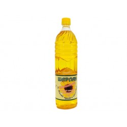 Sunflower oil, cold pressed - 1 liter