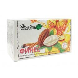 Финес, ароматен и вкусен чай, 20 филтърни пакетчета