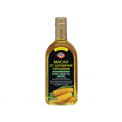 Corn oil, cold pressed, Agroselprom, 350 ml